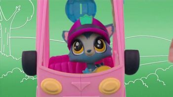 Littlest Pet Shop LPS Shuttle Playset TV Spot, 'Can't Stop the Cute'