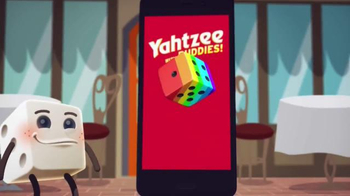 Yahtzee With Buddies! TV Spot, 'Shake, Score and Shout' - Thumbnail 7