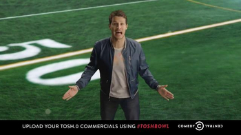 Comedy Central TV Spot, 'TOSHBOWL' - 17 commercial airings