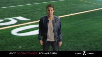 Comedy Central TV Spot, 'TOSHBOWL' - Thumbnail 5