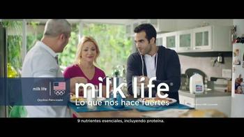 Milk Life TV Spot, 'Fuerte' con Danell Leyva [Spanish] - Thumbnail 10