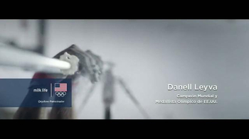 Milk Life TV Spot, 'Fuerte' con Danell Leyva [Spanish] - Thumbnail 3