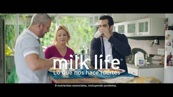 Milk Life TV Spot, 'Fuerte' con Danell Leyva [Spanish] - Thumbnail 9