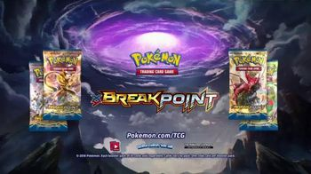 Pokemon Trading Card Game XY - BREAKpoint TV Spot, 'Expansion'