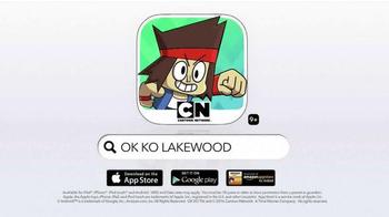 OK K.O.! Lakewood Plaza Turbo App TV Spot, 'Help Defend the Mini Mall' - Thumbnail 10