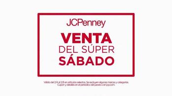 JCPenney Venta del Súper Sábado TV Spot, 'Joyería fina y toallas' [Spanish] - Thumbnail 3