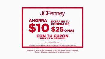JCPenney Venta del Súper Sábado TV Spot, 'Joyería fina y toallas' [Spanish] - Thumbnail 4