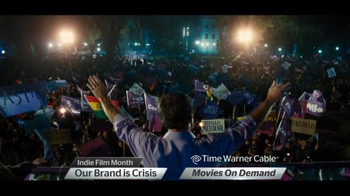 Time Warner Cable On Demand TV Spot, 'Truth and Our Brand Is Crisis' - Thumbnail 8