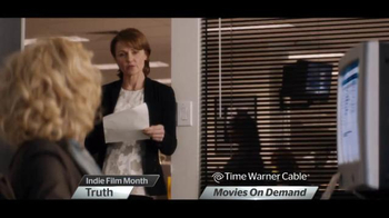 Time Warner Cable On Demand TV Spot, 'Truth and Our Brand Is Crisis' - Thumbnail 3