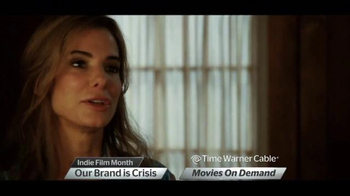 Time Warner Cable On Demand TV Spot, 'Truth and Our Brand Is Crisis' - Thumbnail 5