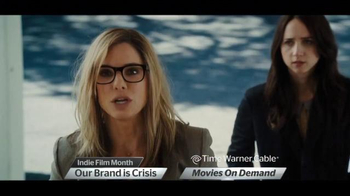 Time Warner Cable On Demand TV Spot, 'Truth and Our Brand Is Crisis' - Thumbnail 6