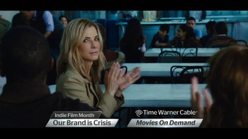Time Warner Cable On Demand TV Spot, 'Truth and Our Brand Is Crisis' - Thumbnail 7