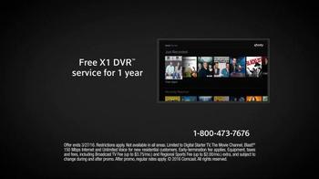 XFINITY TV X1 TV Spot, 'Change the Way You Experience TV' - Thumbnail 8
