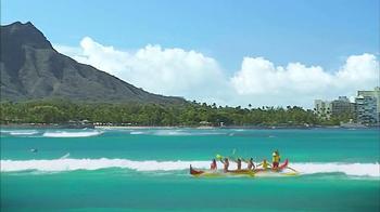 The Hawaiian Islands TV Spot, 'Golf Channel: O'Ahu' Featuring Michelle Wie - Thumbnail 1