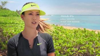 The Hawaiian Islands TV Spot, 'Golf Channel: O'Ahu' Featuring Michelle Wie - Thumbnail 3