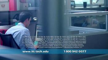 ITT Technical Institute TV Spot, 'Qualified Candidates' - Thumbnail 4