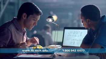 ITT Technical Institute TV Spot, 'Qualified Candidates' - Thumbnail 6
