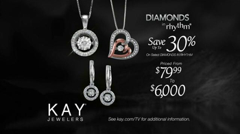 Kay Jewelers Diamonds in Rhythm TV Spot, 'Penguin Kiss: Valentine's Day: Save 30%' - Thumbnail 7
