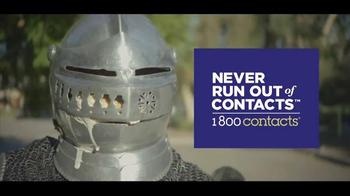 1-800 Contacts TV Spot, 'Knights' - Thumbnail 9