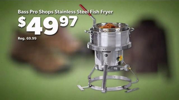 Bass Pro Shops Trophy Deals TV Spot, 'Combo, Fryer and Crappie Madness' - Thumbnail 6