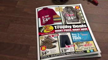 Bass Pro Shops Trophy Deals TV Spot, 'Ammo, Vest and Fishing Classic' - Thumbnail 4