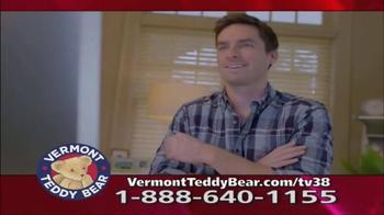 Vermont Teddy Bear Lovey Buddy TV Spot, 'Snuggle Up' - Thumbnail 10
