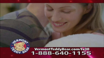 Vermont Teddy Bear Lovey Buddy TV Spot, 'Snuggle Up' - Thumbnail 7