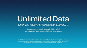 AT&T Unlimited Plan TV Spot, 'Instant Crowd' - Thumbnail 8