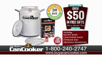 CanCooker TV Spot, 'Healthy Delicious Meals' - Thumbnail 6
