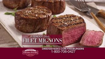 Omaha Steaks Fan Favorite Package TV Spot, 'The Big Game' - Thumbnail 4