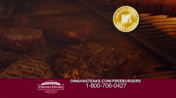 Omaha Steaks Fan Favorite Package TV Spot, 'The Big Game' - Thumbnail 7