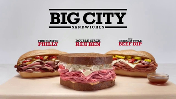 Arby's Big City Sandwiches TV Spot, 'Who You Are' - Thumbnail 3