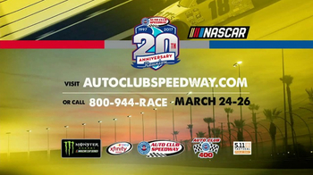 Auto Club Speedway Auto Club 400 TV Spot, '20th Anniversary Reunion' - Thumbnail 9