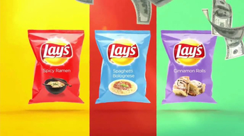 Lay's Pitch It to Win It! TV Spot, 'Asking America' - Thumbnail 6
