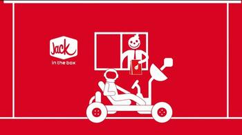 Jack in the Box Double Jack Combo TV Spot, 'Bigger Deal' - Thumbnail 9