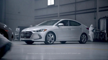 2017 Hyundai Elantra TV Spot, 'America's Best Warranty: As Good as This' [T2] - Thumbnail 1