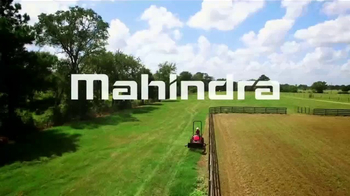 Mahindra Get Your Work Done Sale TV Spot, 'Ready for Spring' - Thumbnail 1