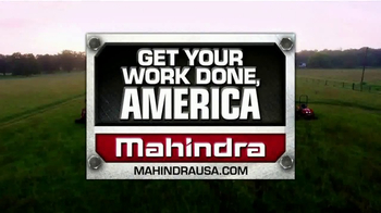 Mahindra Get Your Work Done Sale TV Spot, 'Ready for Spring' - Thumbnail 10