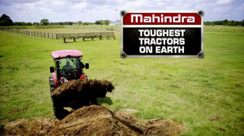 Mahindra Get Your Work Done Sale TV Spot, 'Ready for Spring' - Thumbnail 3