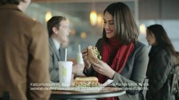 Subway Footlong Fest TV Spot, 'Six Dollars Only' - Thumbnail 2