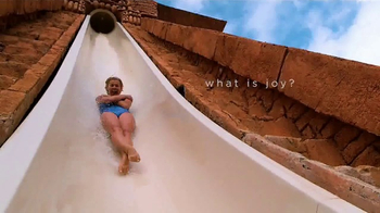 Atlantis TV Spot, 'What Is Joy: Slide'