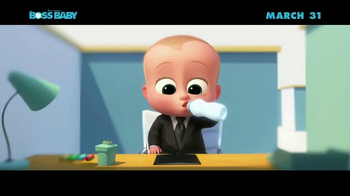The Boss Baby - Alternate Trailer 2