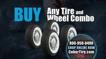 Coker Tire TV Spot - Thumbnail 5