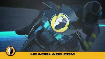 HeadBlade Moto TV Spot, 'Joyride'