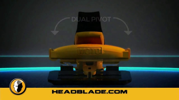 HeadBlade Moto TV Spot, 'Joyride' - Thumbnail 3