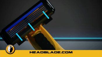 HeadBlade Moto TV Spot, 'Joyride' - Thumbnail 6