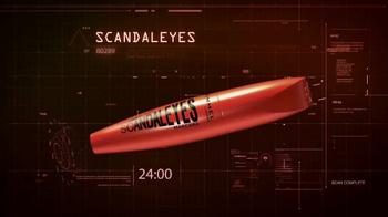 Rimmel London ScandalEyes TV Spot, 'Intenso' con Cara Delevingne [Spanish] - Thumbnail 6