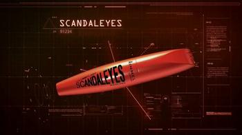 Rimmel London ScandalEyes TV Spot, 'Intenso' con Cara Delevingne [Spanish] - Thumbnail 1