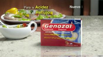 Genozol TV Spot, 'Alivia la acidez estomacal' [Spanish] - Thumbnail 5
