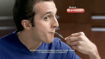 Genozol TV Spot, 'Alivia la acidez estomacal' [Spanish] - Thumbnail 4